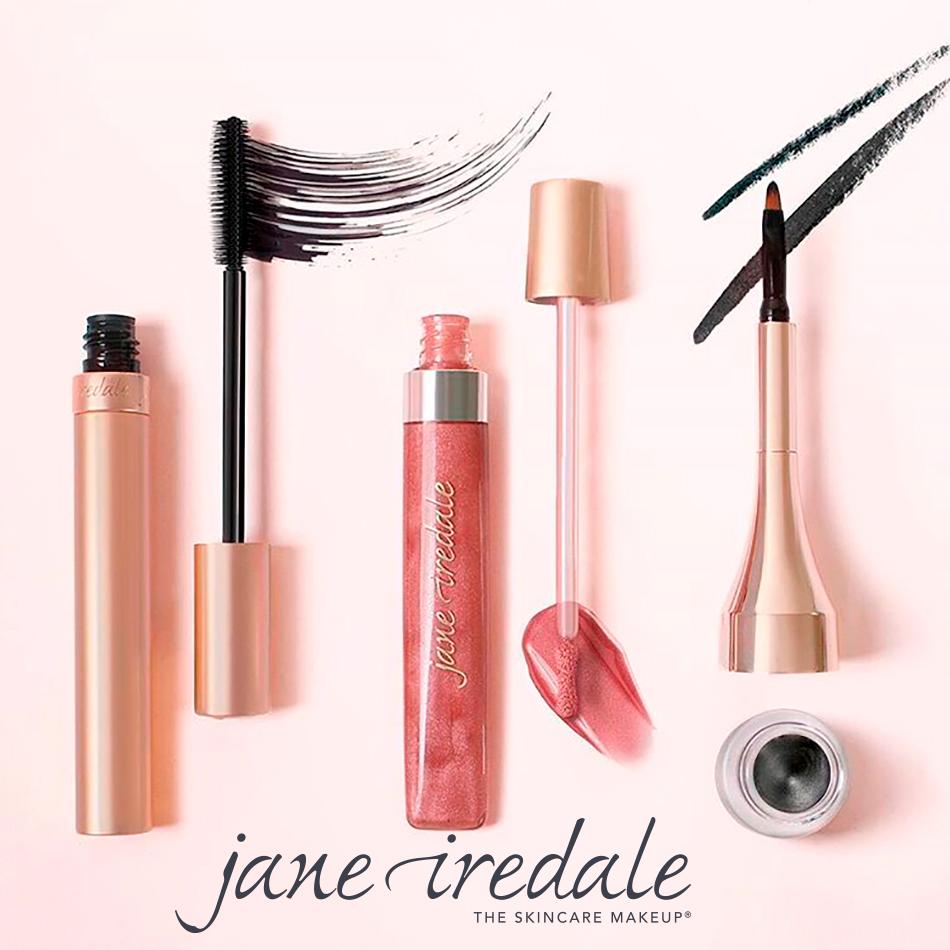 Gå til Jane Iredale shoppen