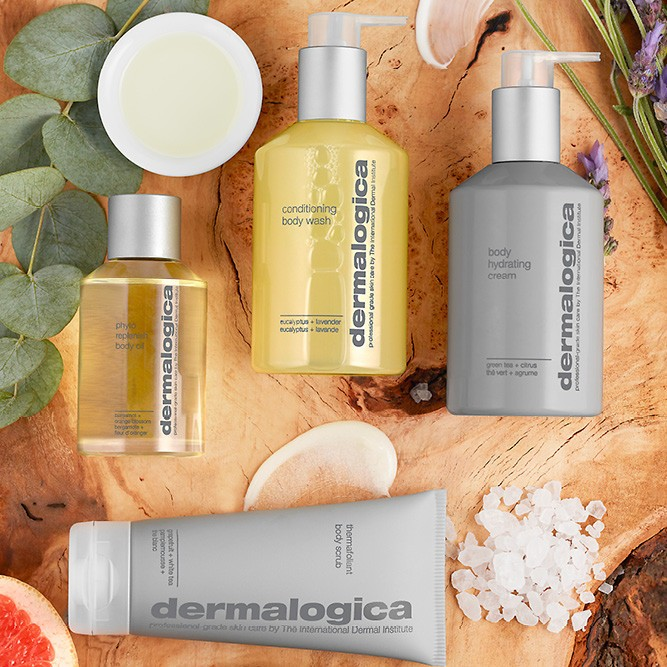 NYHED: Dermalogica Body Collection