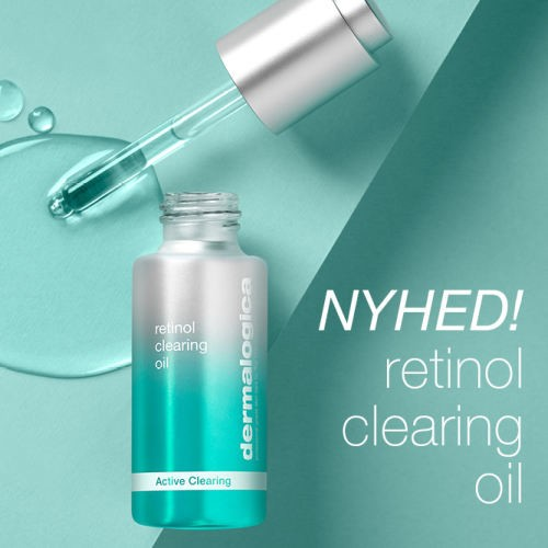 NYHED! Retinol Clearing Oil
