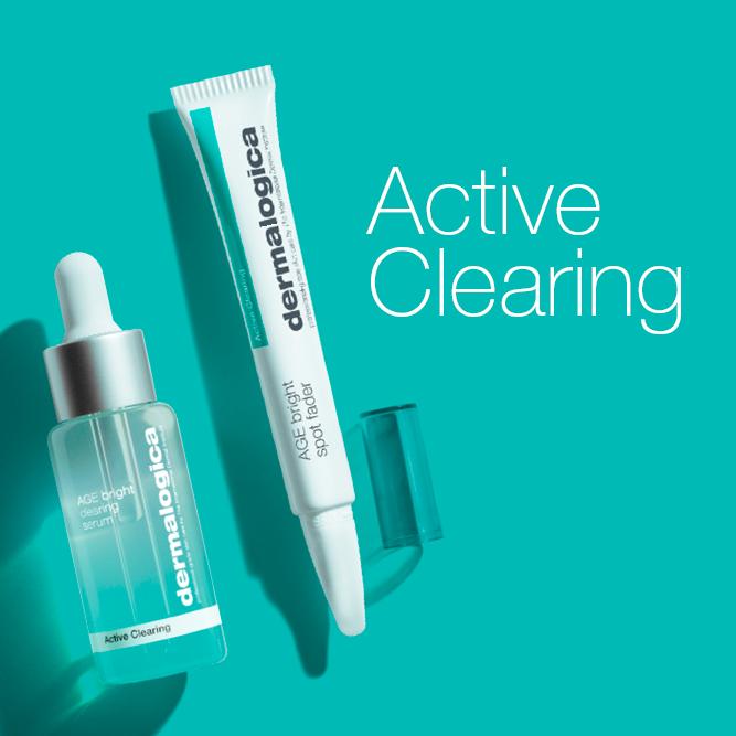 Active Clearing - få renere og klarere hud end nogensinde før